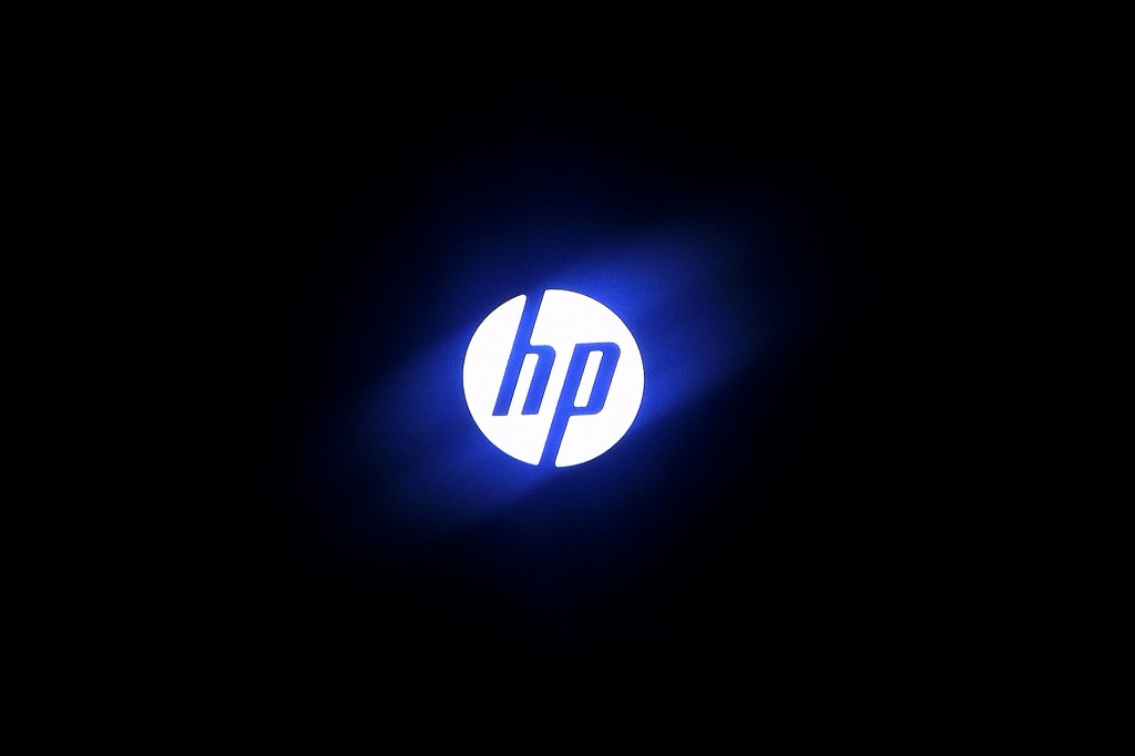 hp-logo-blue-light-photo-computer-hi-tech